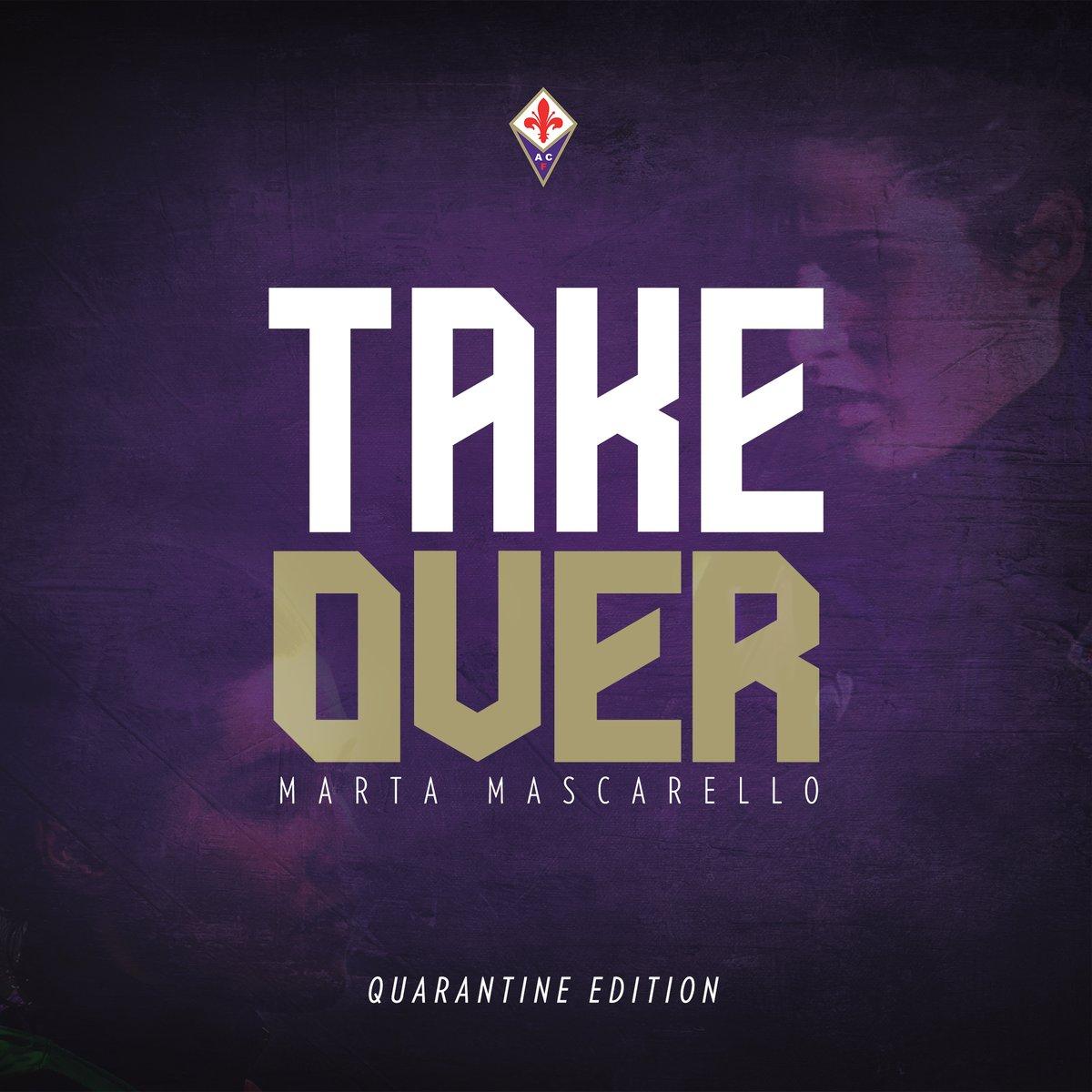 📲 INSTAGRAM TAKEOVER - QUARANTINE EDITION  ⏰ Domani 24 ore insieme a Marta #Mascarello su ➡️ https://t.co/vrtmJEjWyk  #ForzaViola 💜 #Fiorentina https://t.co/VxoAj4t5YJ