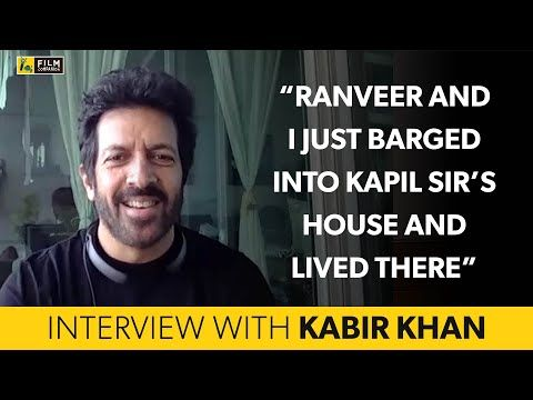 #KabirKhan chats with @anupamachopra about the delay in releasing his film 83, working with #RanveerSingh and the impact the coronavirus will have on the industry:  https:// bit.ly/36gVW6k    <br>http://pic.twitter.com/wjDV4gmb9R