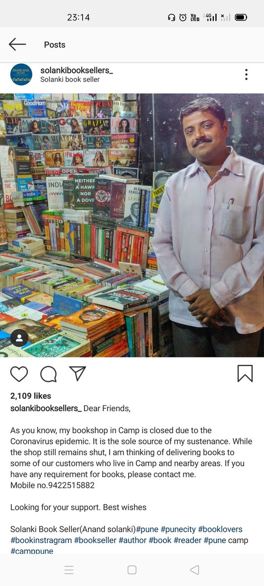 #Pune #booklovers spread the word.pic.twitter.com/M9fImhiQzq