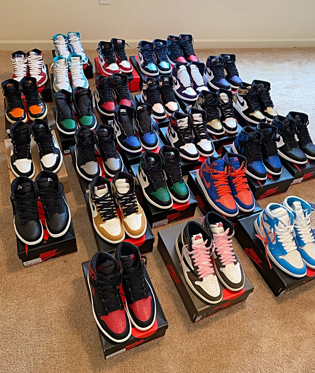 """It's always """"wyd"""" never """"I bought you a pair of 1s"""""""