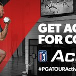 Image for the Tweet beginning: PGA TOUR Active is excited