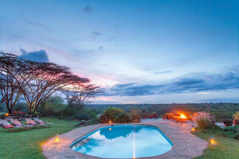 Ololo Safari Lodge located on the beautiful banks of the Mbagathi River which forms the southern border of the Nairobi National Park. <br>http://pic.twitter.com/91YS4tnjVQ