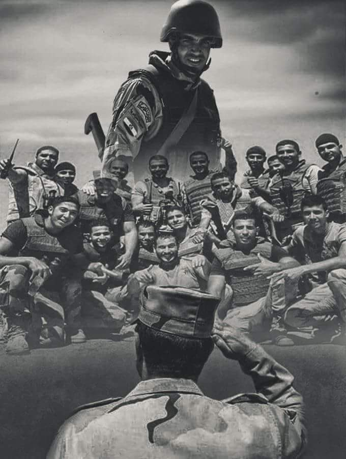 منسي بقي اسمه الأسطورة ❤️رحمة الله عليكم أبطال الجيش المصري العظيم ❤️ https://t.co/6nvXFao7Im