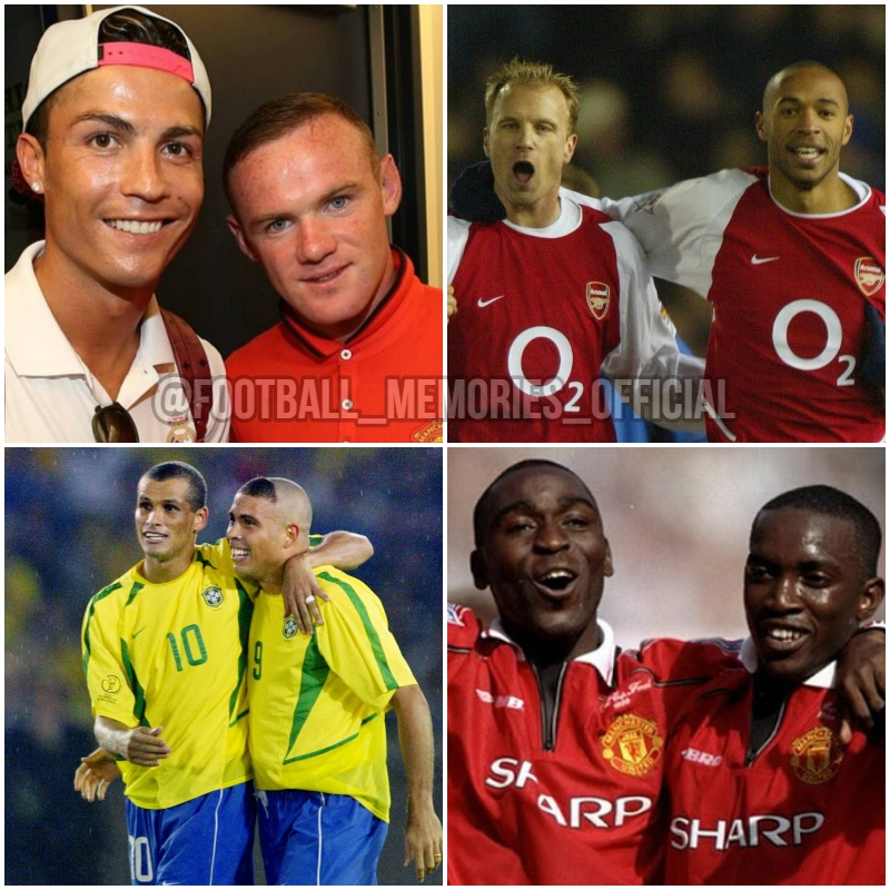 Best Teammate Partnership Ever?  #footballmemories #operazionenostalgia #footballquestion #soccerquestion #corrieredellosport #sportitaliamercato #футбол#coyg #londonisred #aftv #henry #bergkamp #ronaldo #rivaldo #goat #rooney #mufc #brfootball #artilheiro #futebolbrasileiropic.twitter.com/QO6us72QHZ