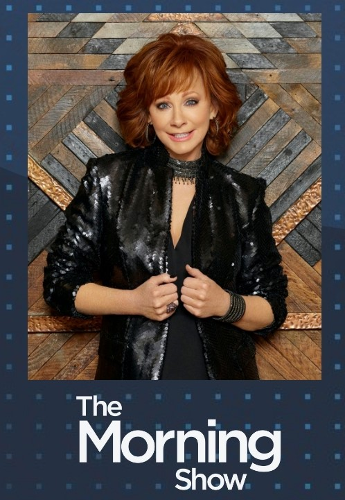 Friday on #TMS: We sit down with three-time Grammy winner and country music legend @Reba McEntire! She opens up about the enduring message behind her hit new song What if
