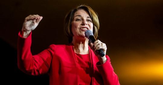 BREAKING: Biden asks Amy Klobuchar to undergo vetting to be running mate cbsn.ws/2XmxCvT