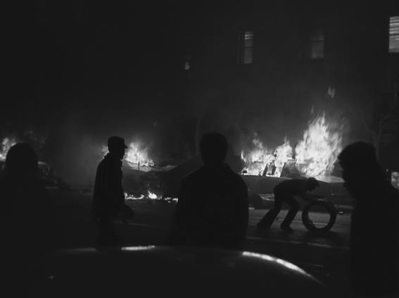 #OtD 21 May 1979 the White Night riots occurred in San Francisco when LGBT people reacted angrily to the killer of Harvey Milk, one of the first openly gay elected officials, not being convicted of murder. 500 people fought police and burned police cars