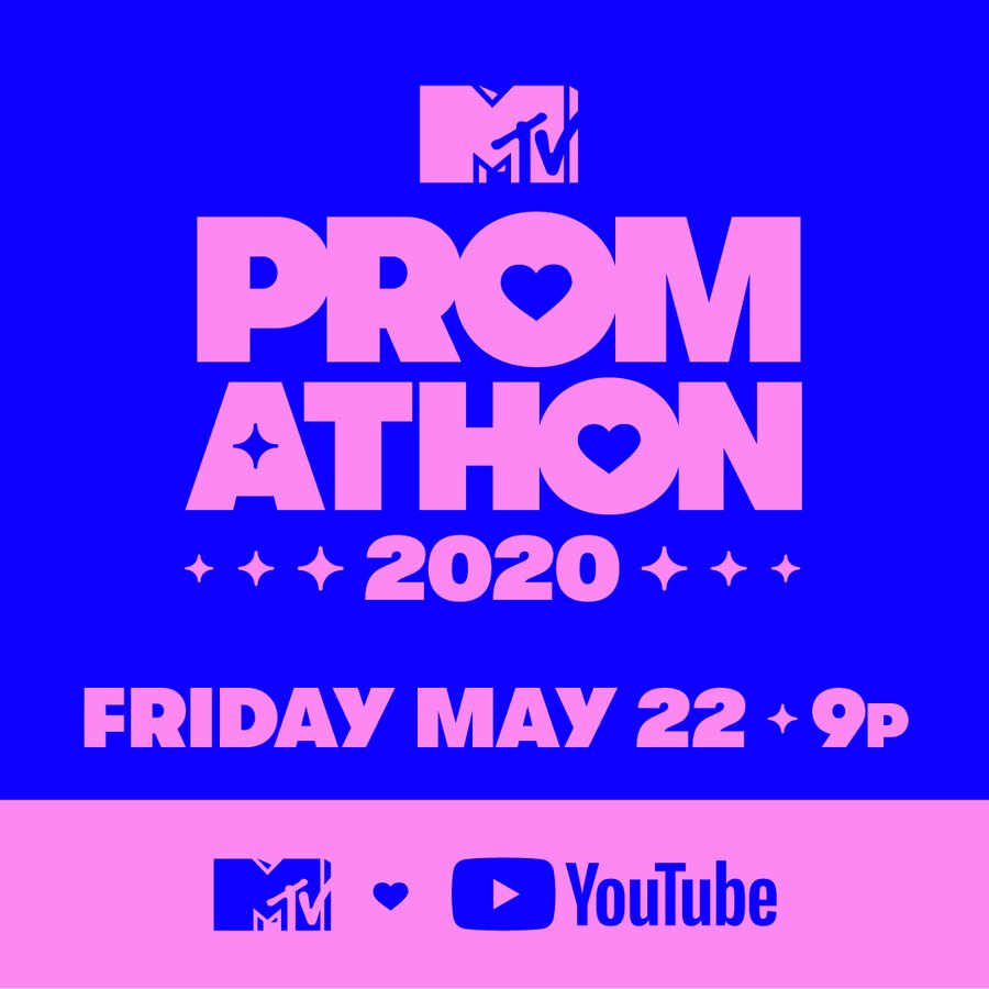 Last week, the @WHSCof20 were  named winners of the @WhenWeAllVote and @MTV 2020 #PromChallenge!   On top of the 💸 they won, they got an 💌 to MTV's virtual Prom-athon!! The best part? Anyone can party with them! Get your virtual prom ticket here →
