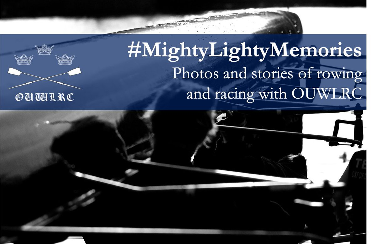 test Twitter Media - With a little more time on our hands, we will be taking a dive into our photo archive and post some favourite memories of those who have trialled with OUWLRC over the years. We'll hear from rowers, coxes and coaches as they share their #MightyLightyMemories! https://t.co/ii2w2TQQTW