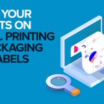 Image for the Tweet beginning: Do you digitally print packaging