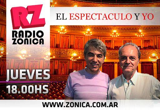 #AIRE #RadioZonica #GrupoZonicaEnCasa  Ya comienza, #ElEspectaculoYYo. Desde casa, por http://www.radiozonica.com.ar // App: Radio Zonica.  #GrupoZonicapic.twitter.com/0C7N8HDzem