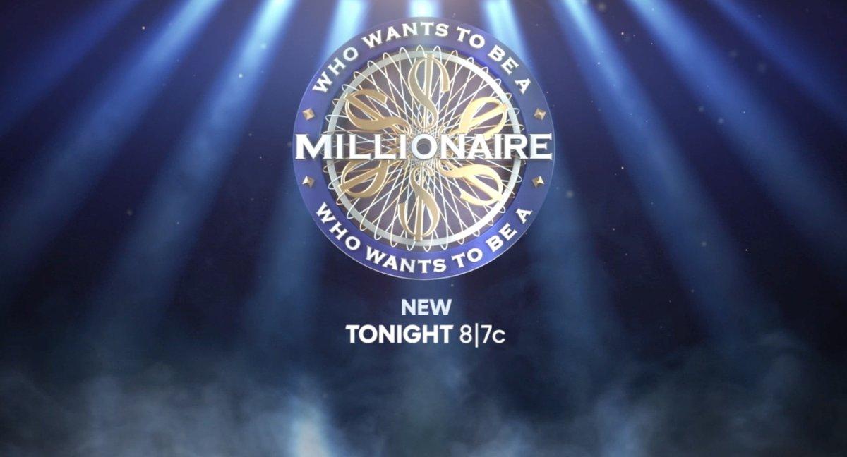 #WhoWantsToBeAMillionaire is NEW tonight with @DrPhil @KaitlinOlson & #TheWrongMissy @LaurenLapkus! 8|7c @MillionaireTV @ABCNetwork