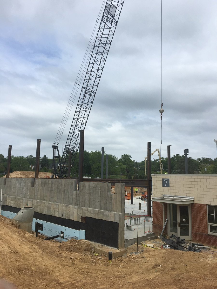 Steel structure starts for the new elementary <a target='_blank' href='http://search.twitter.com/search?q=ReedProject'><a target='_blank' href='https://twitter.com/hashtag/ReedProject?src=hash'>#ReedProject</a></a>!!! It will look more and more like a building with each passing day!   <a target='_blank' href='http://twitter.com/chbrownmckcard'>@chbrownmckcard</a> <a target='_blank' href='http://twitter.com/APSMcKCardinals'>@APSMcKCardinals</a> <a target='_blank' href='http://twitter.com/planArlingtonVA'>@planArlingtonVA</a> <a target='_blank' href='http://twitter.com/ArlingtonDES'>@ArlingtonDES</a> <a target='_blank' href='http://twitter.com/APSVirginia'>@APSVirginia</a> <a target='_blank' href='http://twitter.com/ArlingtonVALib'>@ArlingtonVALib</a> <a target='_blank' href='http://twitter.com/WestoverFarmMkt'>@WestoverFarmMkt</a> <a target='_blank' href='https://t.co/YYENFfnF4m'>https://t.co/YYENFfnF4m</a>