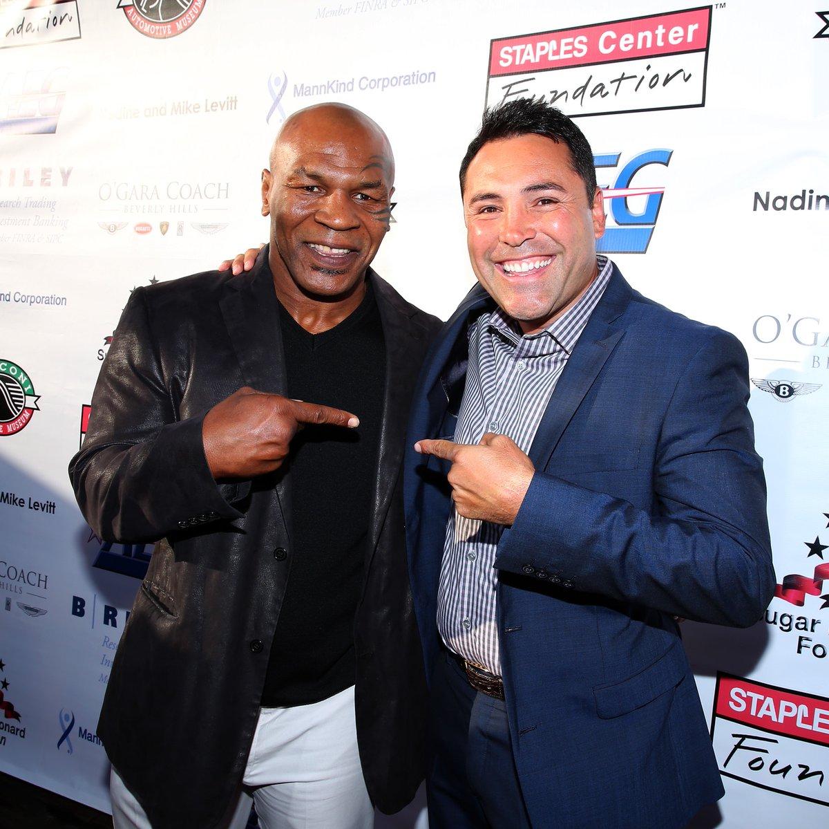 """Oscar De La Hoya on Twitter: """"#TBT He's still got it. Who else is ..."""