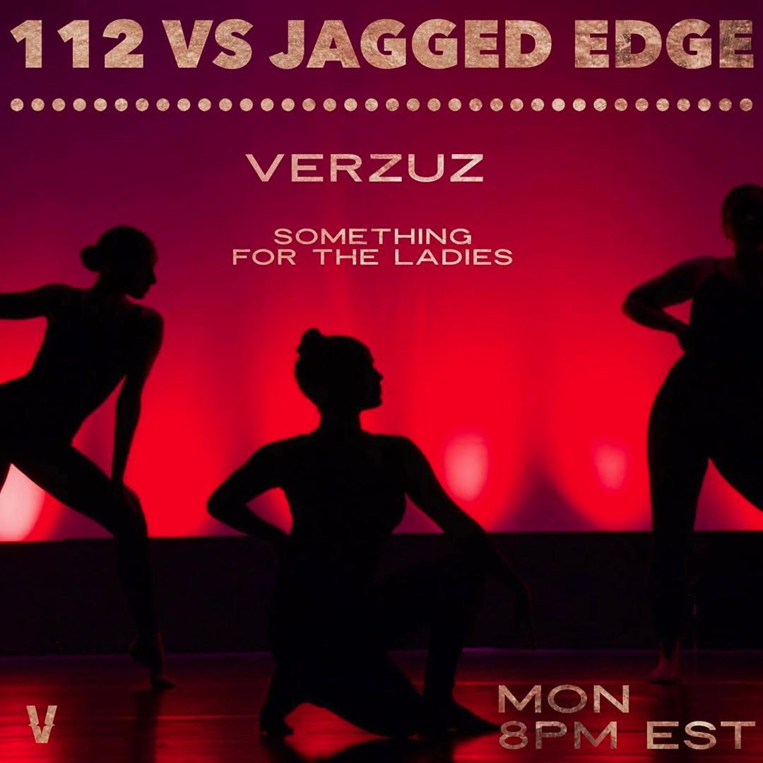 112 and Jagged Edge are locked in for the Memorial Day edition of #VERZUZ on Monday at 8 p.m. EST