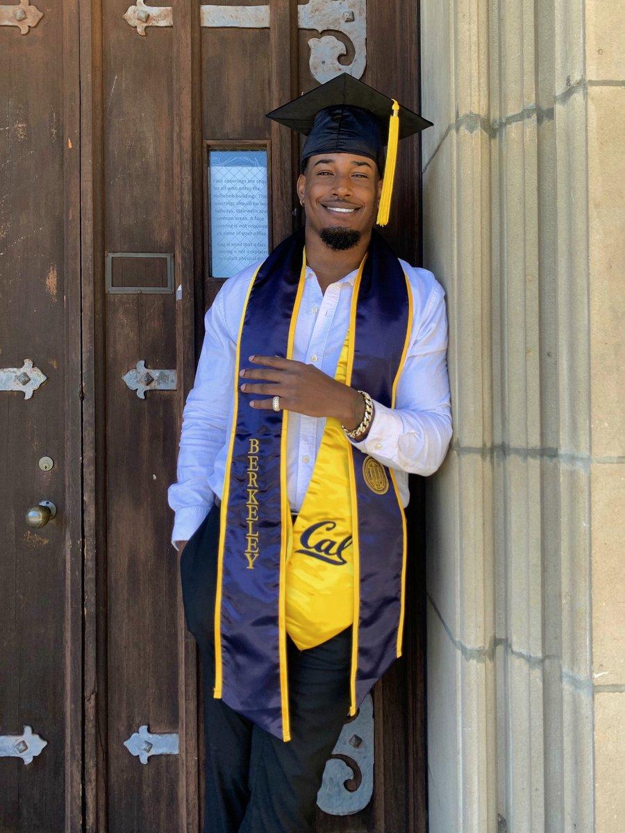Officially a UC Berkeley Alum🎓