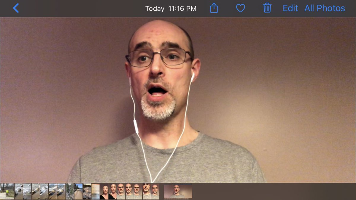 Complete. Joined the #virtualchoir6 and uploaded my video. #singathome #musicfun pic.twitter.com/ovJ1SyQWU5