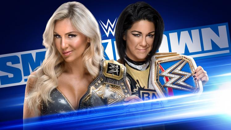 WWE SmackDown Preview For Tonight: Tournament Matches, Champion Vs. Champion, Mixed Tag Match