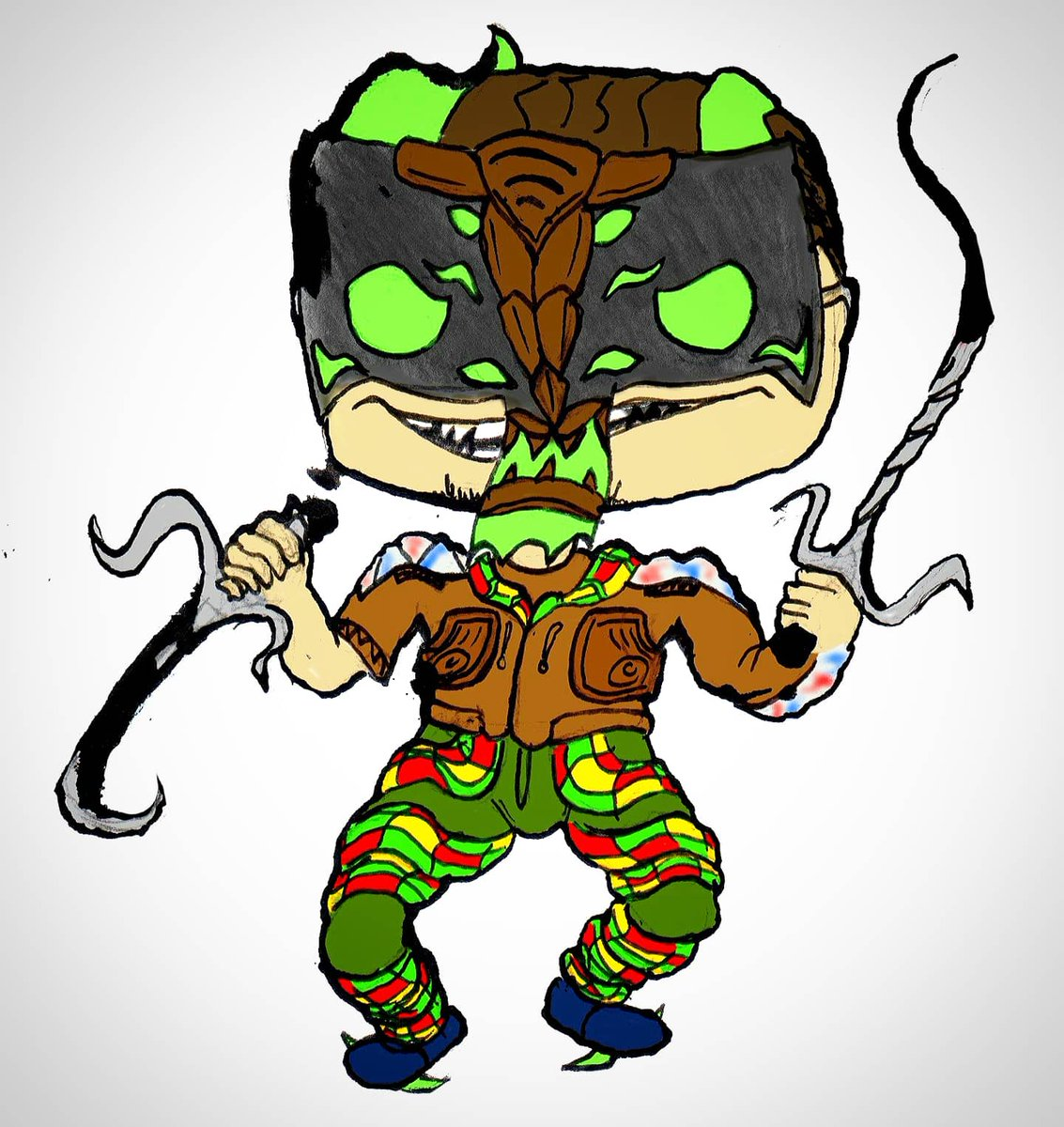 Are #FunkoPops still cool, lool? Then herewego   (The #Filipino merc, Code: IRRITANT) pic.twitter.com/KClbMGOxME