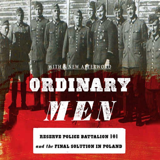 What causes the most ordinary of men to become hardend and willing murders? More importantly, what can it teach us about the present? Find out on the next epiode of Turning Points History due in June. #holocaustremembranceday #hisotory #podcasts #hardcorehistory #buzzsprout https://t.co/QOqPIQvBaa