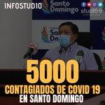 """Image for the Tweet beginning: """"Santo Domingo en las proyecciones"""