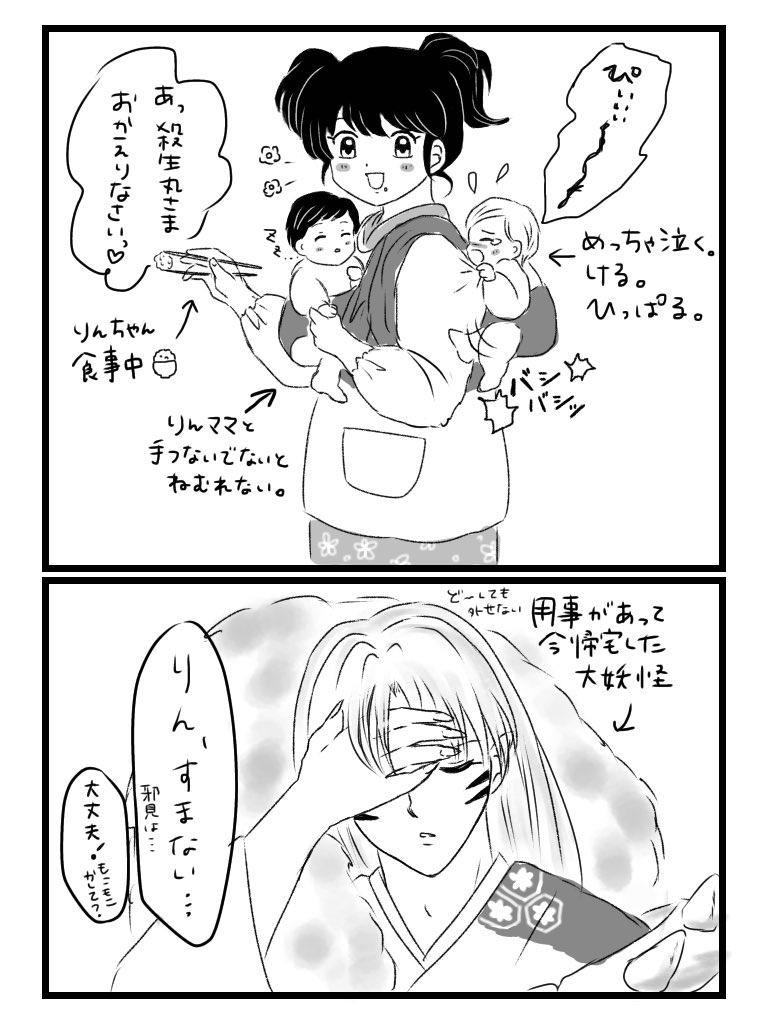 小説 りん 殺生 丸
