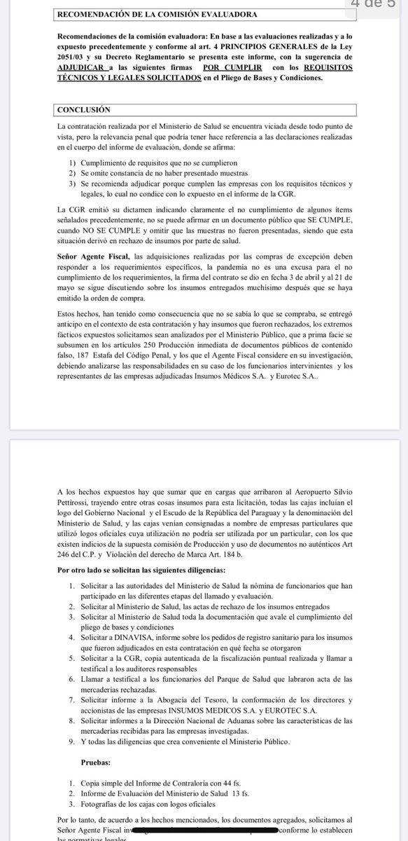 9 diputados denunciamos en base a dictamen de Contraloria sobre contratación insumos médicos. @sebagar8 @sebavillarejo  @KattyaGonzalez9 @carlitosrejala @ultrazoquet  @CelsoKennedy @CelesteDiputada y Norma Camacho https://t.co/Eo8LSTgDBU