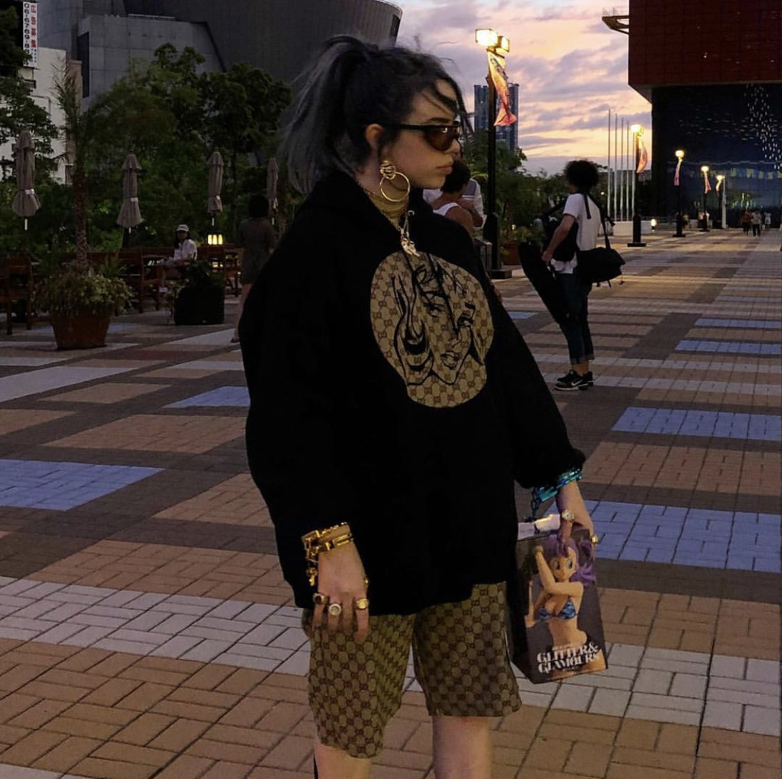 I think we can all agree that Billie Eilish in Japan >>> <br>http://pic.twitter.com/m5v96S5NXg