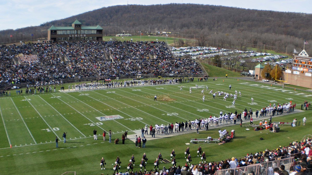 Blessed to receive an offer from Lehigh University!! @Coach_Stad @LehighFootball