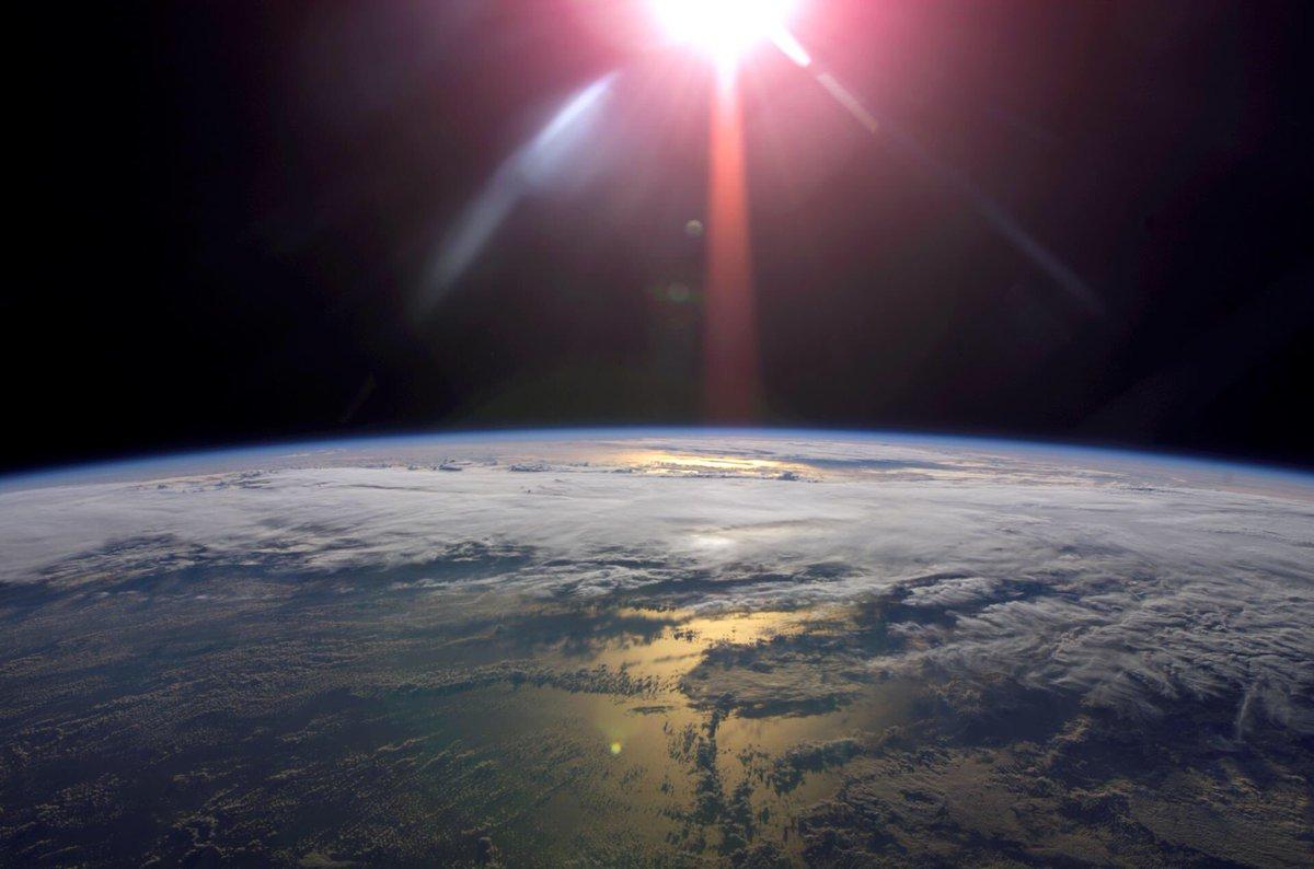 ICYMI: Earth is beautiful.