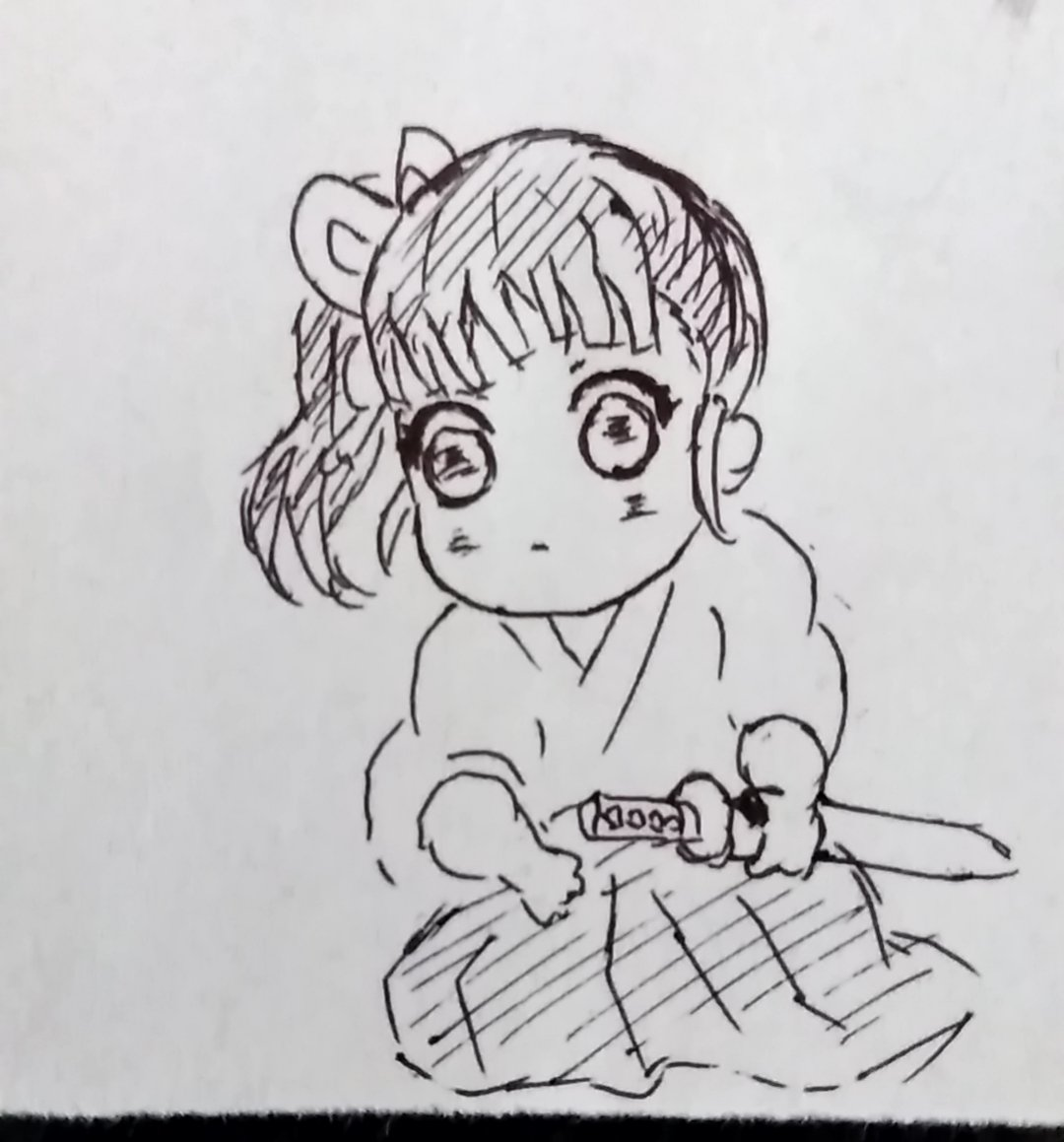 刀 イラスト カナヲ