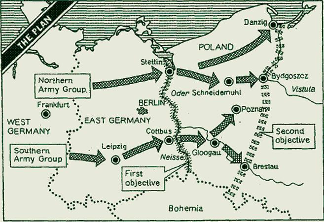 """""""Unthinkable"""" - начало 22 мая 1945 года"""