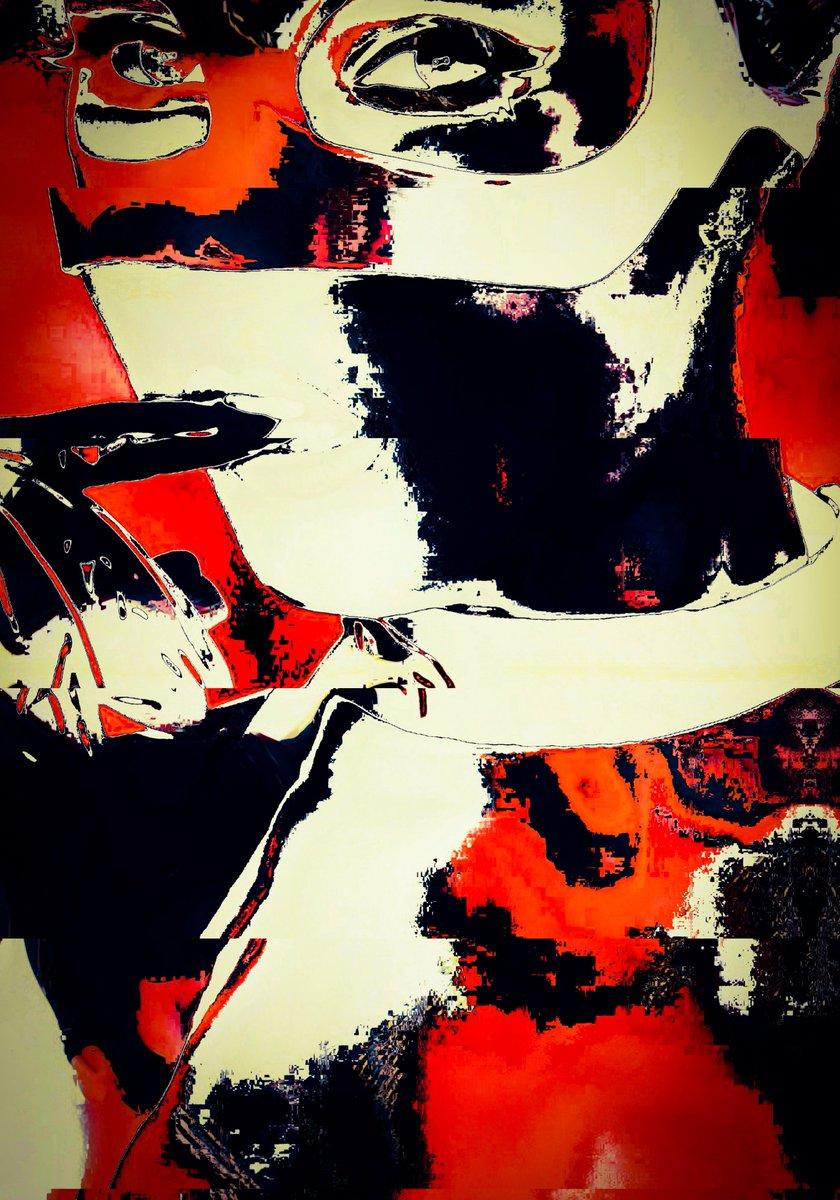 My second-ever piece, Secret Glance.  #nftart #digitalart #rare pic.twitter.com/Z7p2RO8NUo