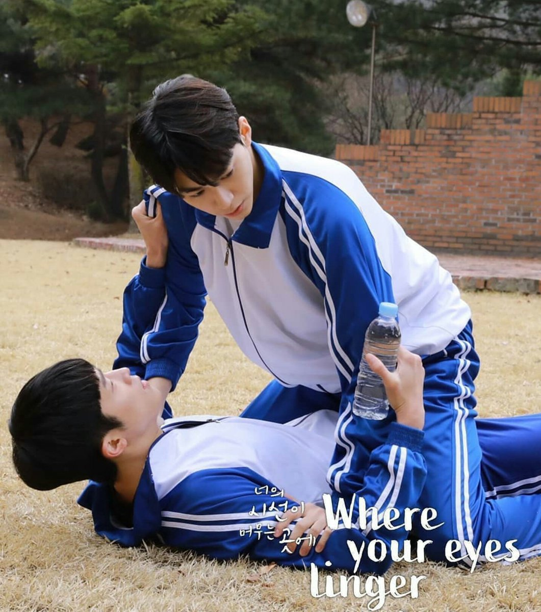 Its FRIDAY! #คั่นกู ended but hey theres another series to look forward every frigay! #beforeyoureyesstop<br>http://pic.twitter.com/aEB2j0AbP8