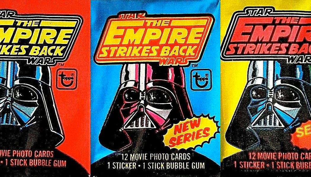 1980 Topps Empire Strikes Back Trading Cards Checklist and Breakdown dlvr.it/RX74jd