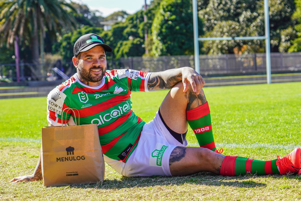 Menulog is proud to announce that we have partnered with South Sydney Rabbitohs as their Official Foody Partner coming into the much anticipated season relaunch! @SSFCRABBITOHS #GoRabbitohs https://t.co/P1GCW6jw0J