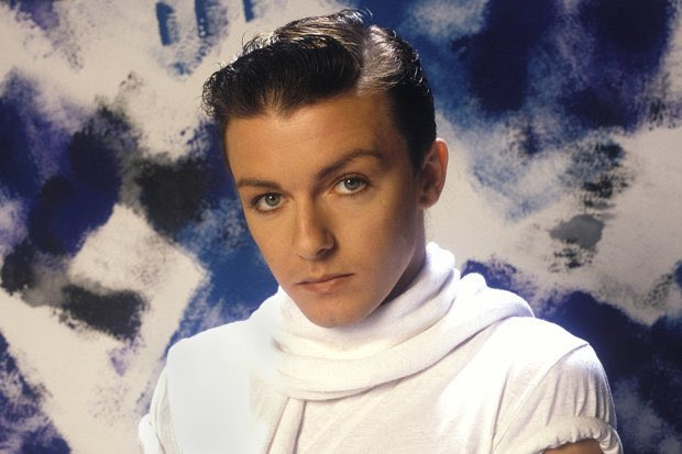 I don't know what I thought a young Ricky Gervais would look like...but this wasn't it