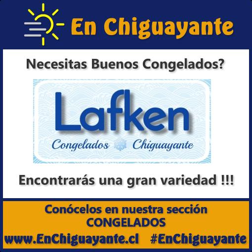 Necesitas Buenos Congelados? en Lafken Congelados encontrarás una Gran Variedad !!! Para ver sus Productos y Servicios visita http://www.EnChiguayante.cl #EnChiguayante #Lafken #Congelados #NegociosChiguayante #ComercioChiguayantepic.twitter.com/PBVlXjiGjI