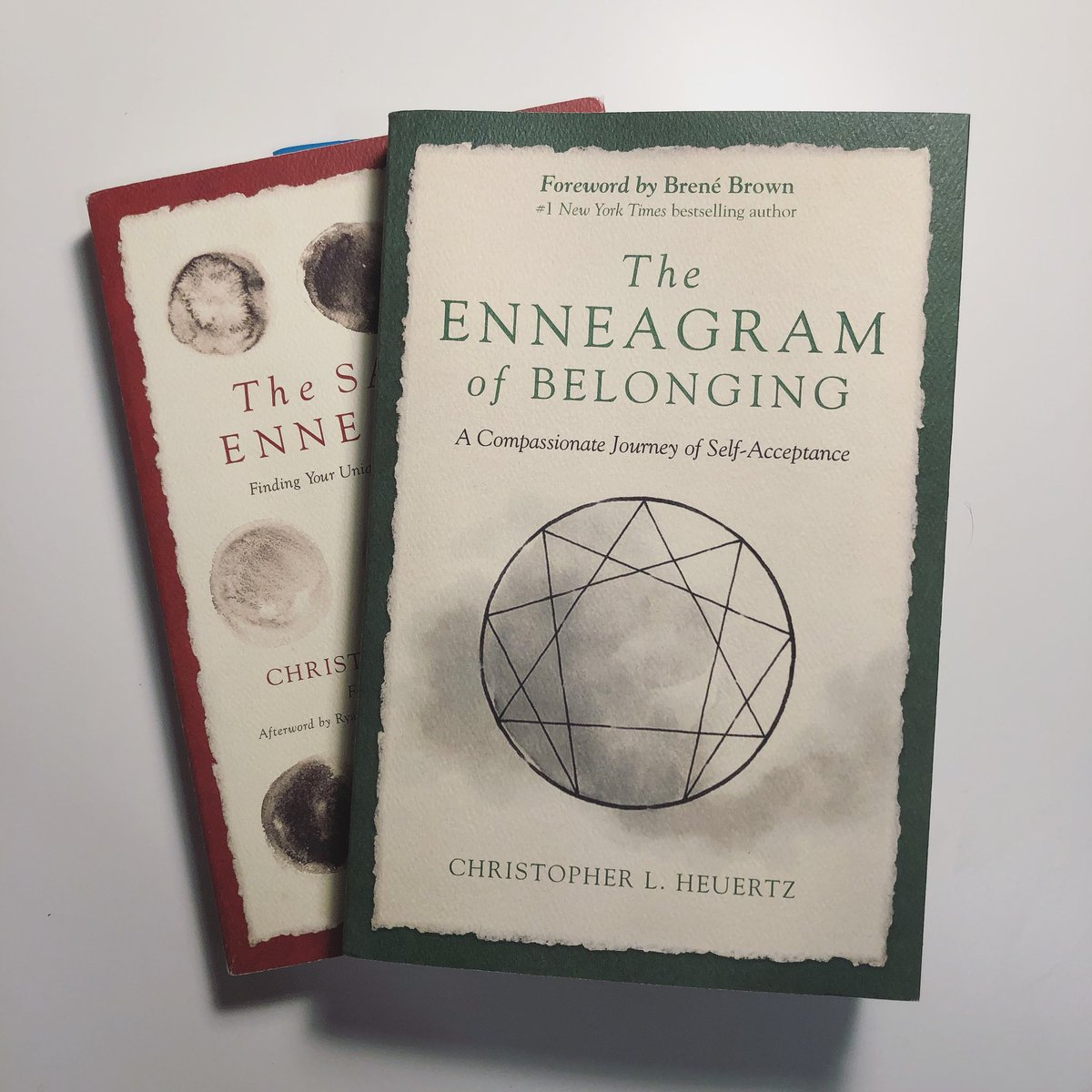 044/100 THE ENNEAGRAM OF BELONGING by @chrisheuertz   A brand new book recommendation + a podcast and documentary (@enneagrammovie) to go along. Check it out!  Listen at https://t.co/MBo795Vt8V   #the100dayproject #the100daysofEnneagram #enneagram https://t.co/y8yh7HooC7