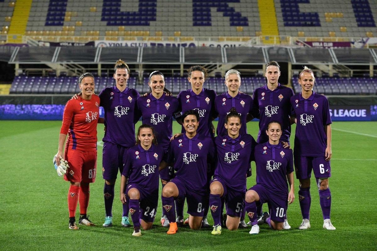 ⚡️ #FlashbackFriday ➡️ A @UWCL Starting XI! 🇪🇺  #ForzaViola 💜  #Fiorentina https://t.co/y3BVPzvWfQ