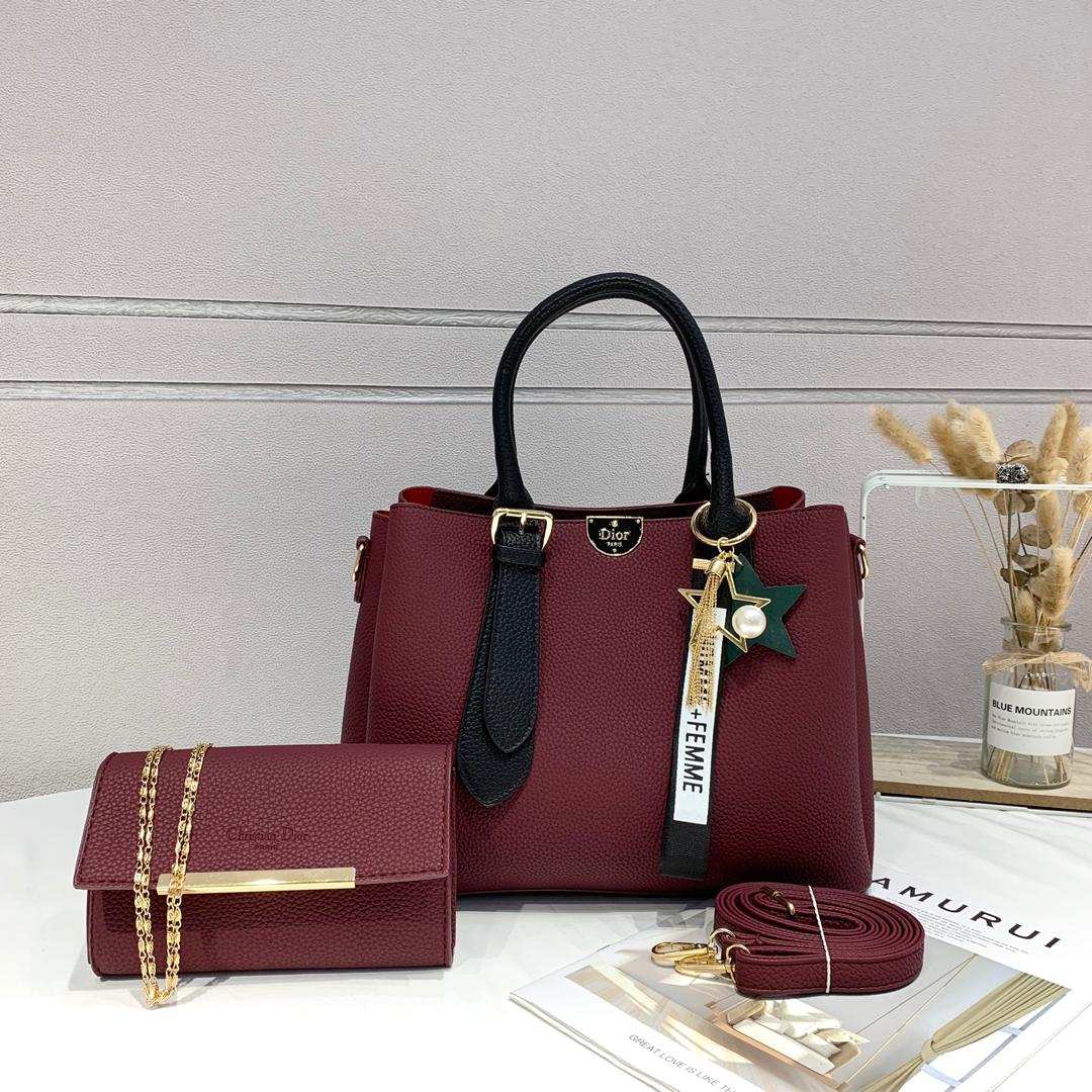 Hey dear, You know you can rock these 2in1 bags to anywhere, event, church & office. Etc. So hurry to place your order.  Send a DM or WhatsApp using the link in our Bio.  #10k pic.twitter.com/CxrVI4nigS
