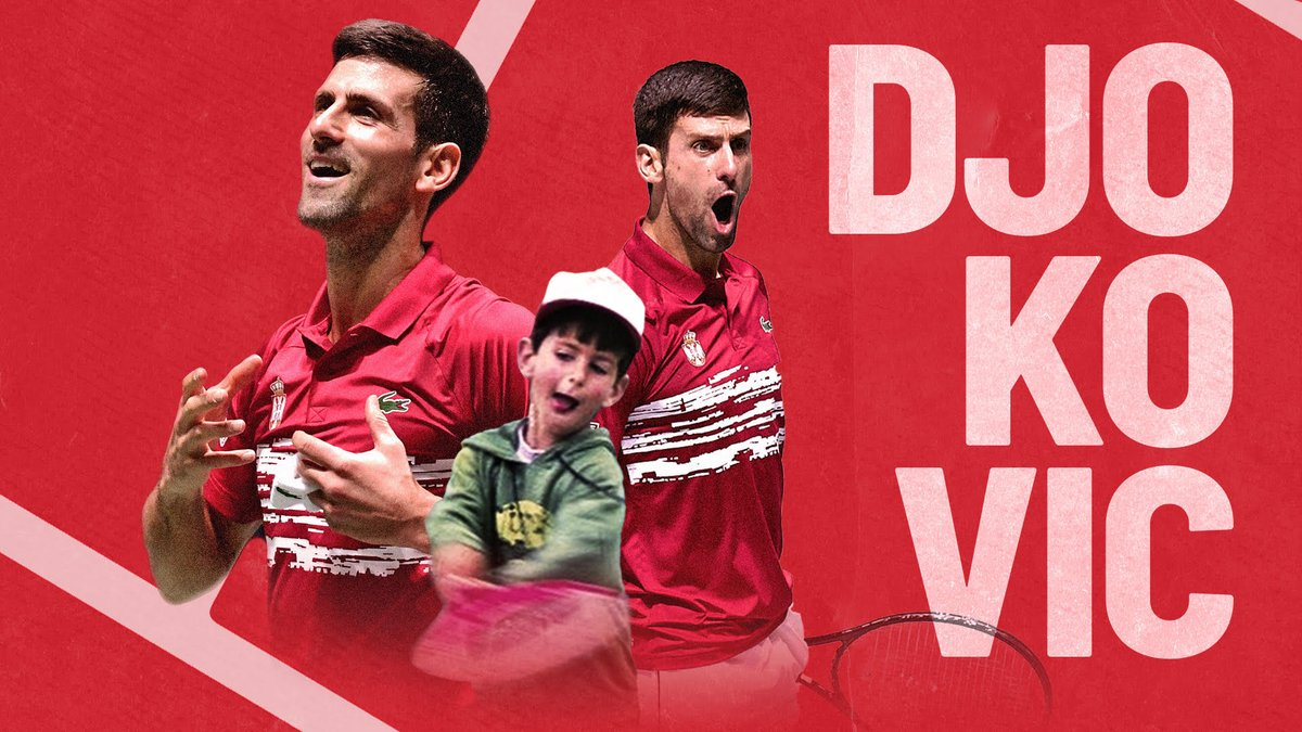 You look younger than ever 👦 🇷🇸  Happy birthday @DjokerNole 🥳  @TSSRBIJE | #DavisCupFinals #byRakuten https://t.co/t6zLl49jtY