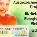 Image for the Tweet beginning: Heute ist #TagderArtenvielfalt. Wir freuen