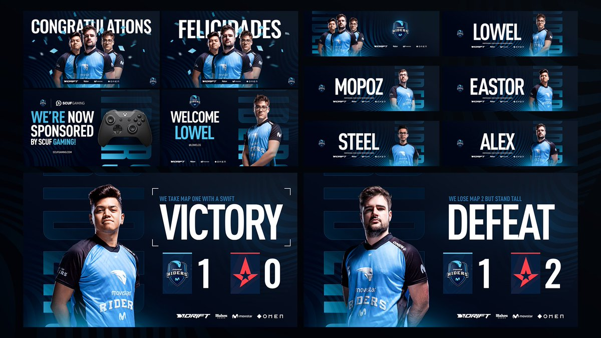 Practice rebrand for @Movistar_Riders   HD :  http:// behance.net/gallery/975458 05/Movistar-Riders  …   Support is appreciated!<br>http://pic.twitter.com/R26QXrHkcf