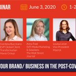 Image for the Tweet beginning: Our 3rd free webinar is