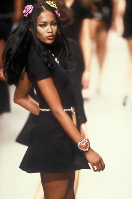 Happy birthday to the legend, Naomi Campbell. May 22nd, 1970.