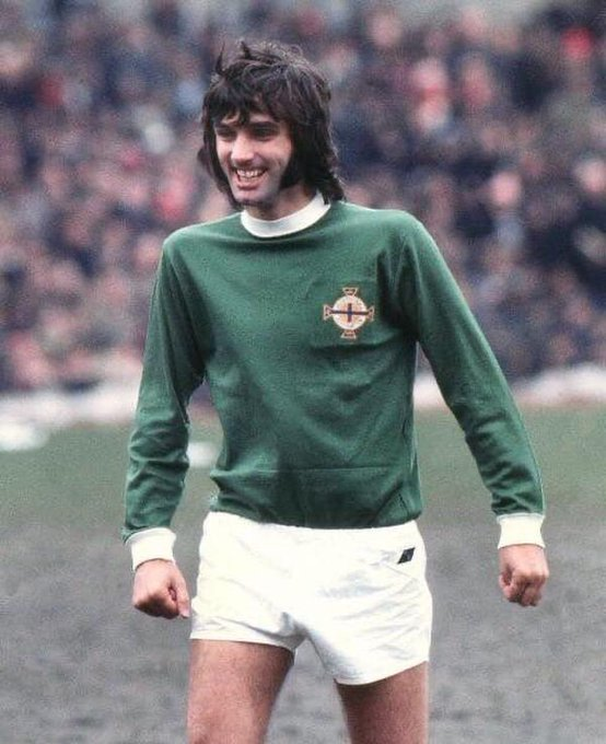 Happy Birthday  George Best R.I.P.