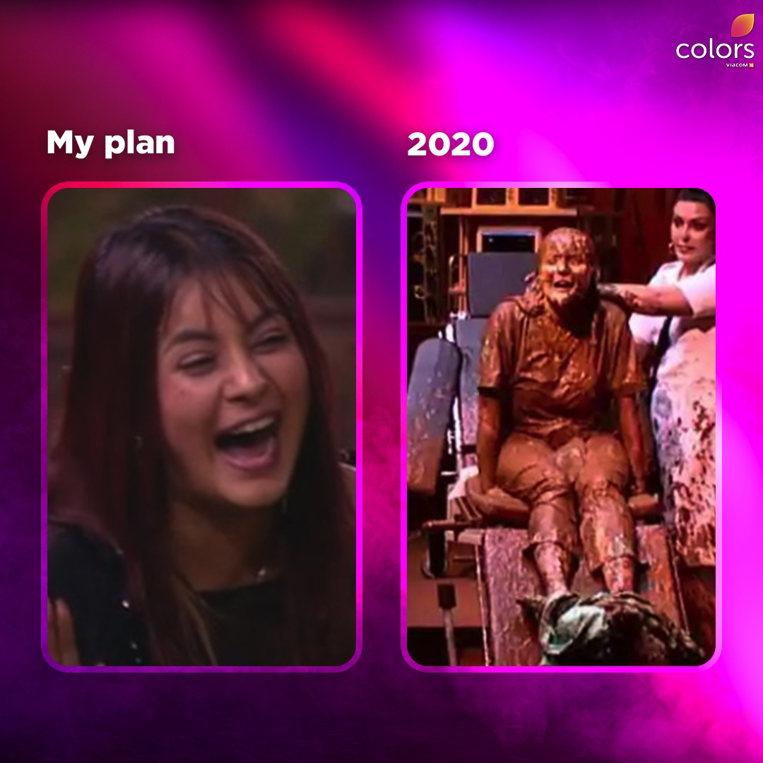 No matter what the condition, your plans of staying entertained remain the same with #Colors.   #BiggBoss13pic.twitter.com/oaK6l6nQVN
