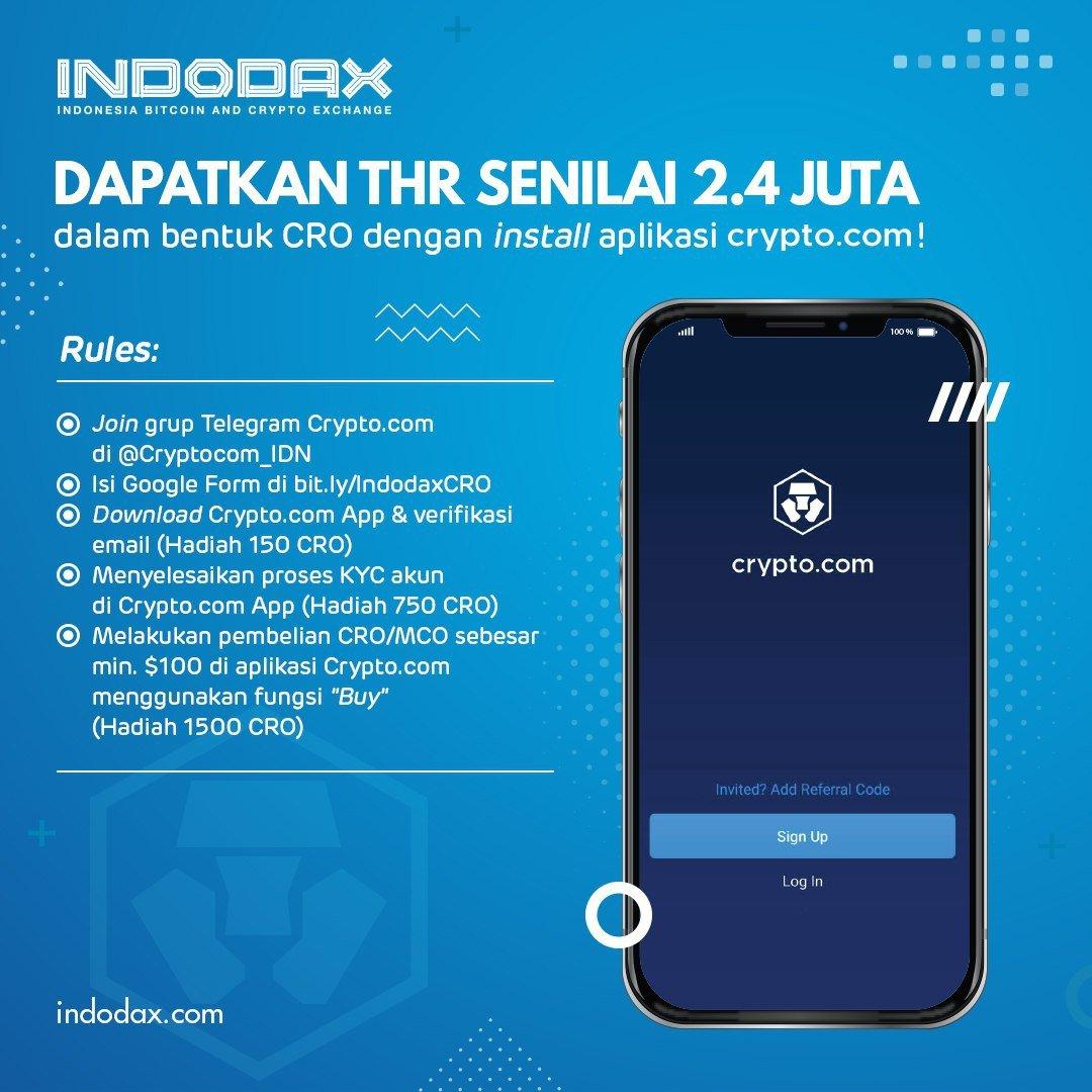 bitcoin di indonézia