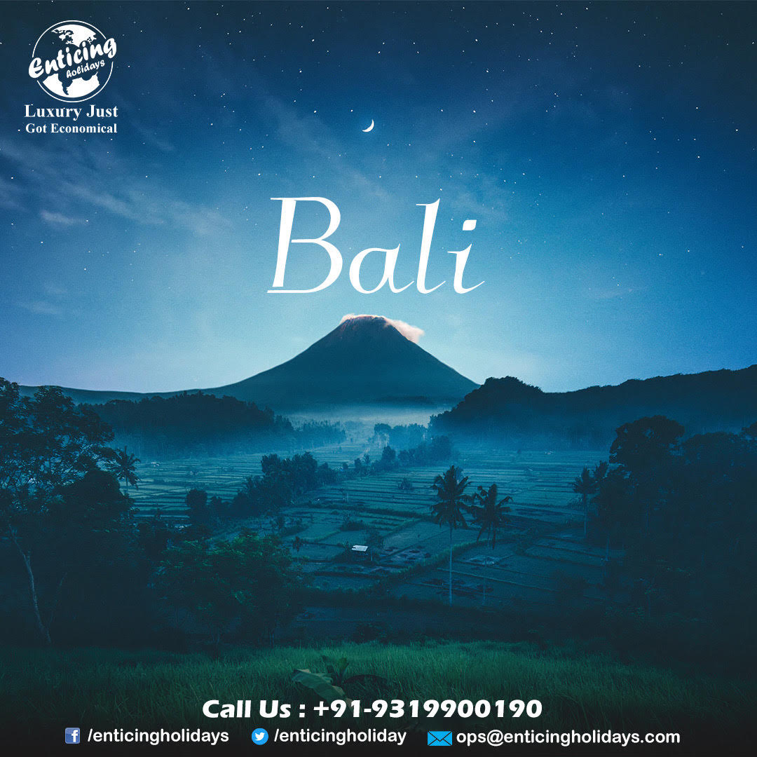 Witness the beauty of nature in Bali at an affordable Bali Tour Packages. Contact Enticing Holidays now. _ ✅For More Detail Visit👉:   ☎Call Us For Booking - +91-9319900190 _ #indonesia #balilife #explorebali #baliholiday #balitour  #balipackage #balitrip